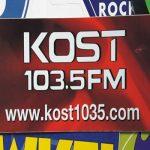 KOST FM 103.5
