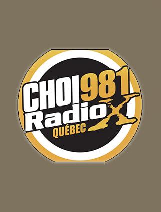 CHOI 98.1 FM Radio X