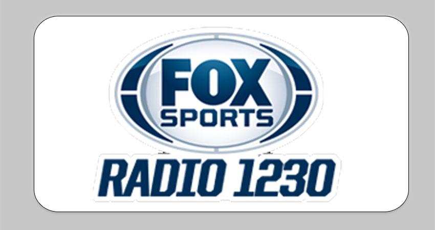 Fox Sports Radio 1230 AM