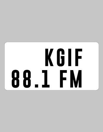 KGIF 88.1 FM