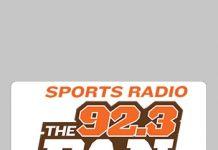 WKRK 92.3 FM The Fan
