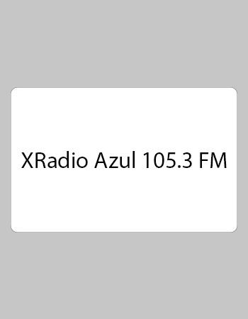 XRadio Azul 105.3 FM