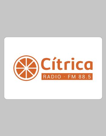 Cítrica Radio FM 88.5