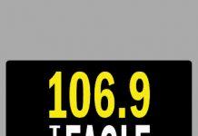 The Eagle 106.9 FM WBPT