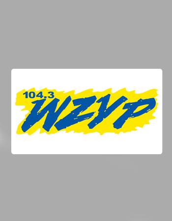 104.3 - WZYP