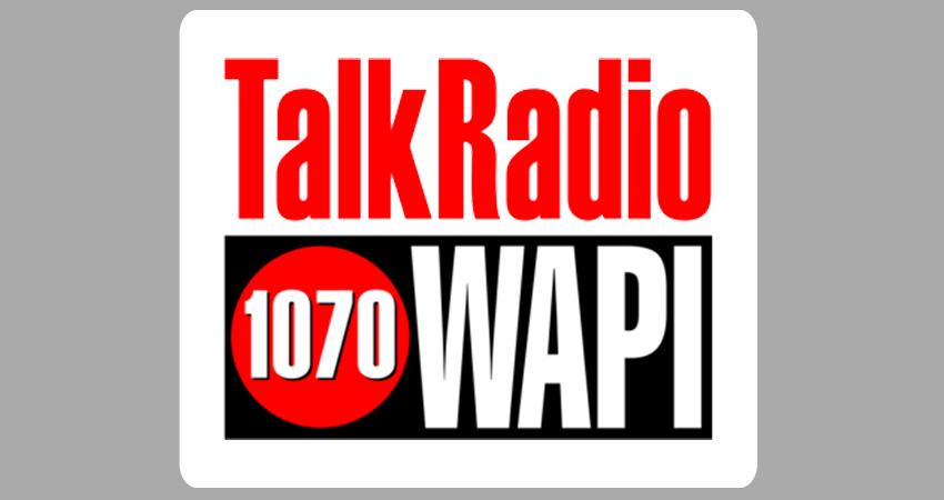 Talk 99.5 - WAPI AM 1070