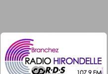 Radio Hirondelle FM 107.9