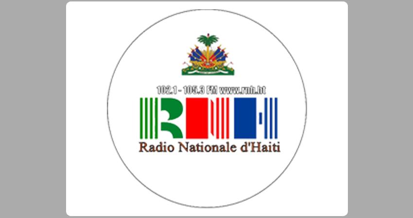 Radio Nationale D'Haïti (RNH) FM 105.3 / 102.1