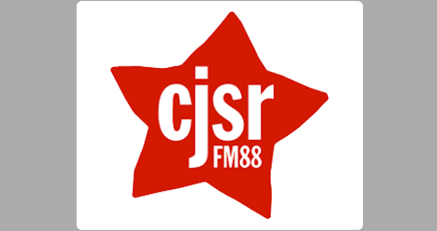 CJSR FM 88.5