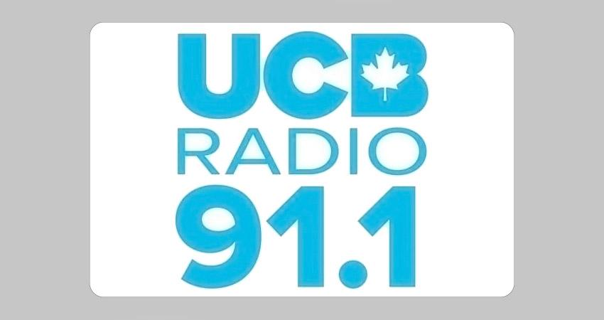 UCB Canada 91.1 fm