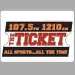 The Ticket Radio 107.5 FM