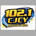 102.1 CJCY FM