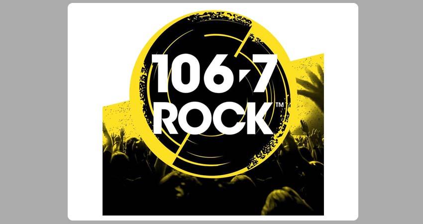 106.7 ROCK FM