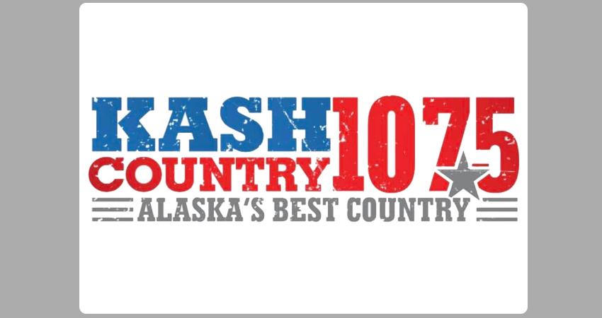 KASH-FM 107.5 MHz