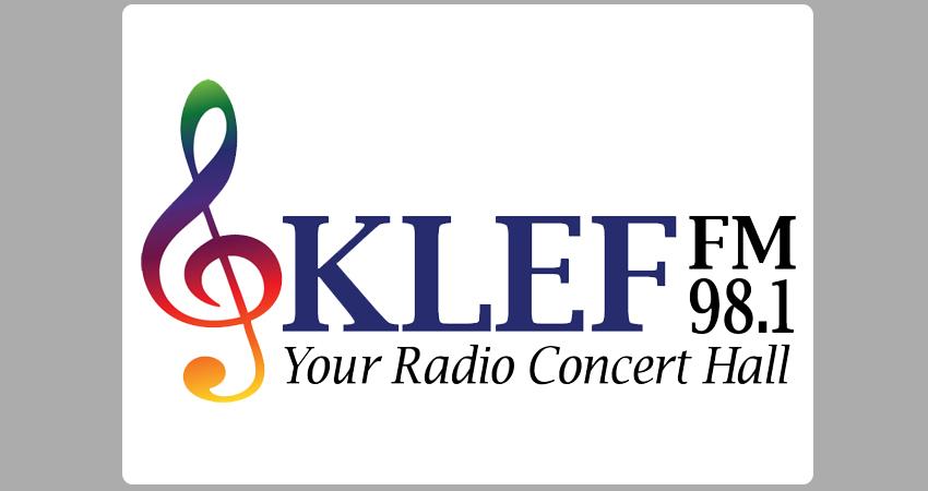 KLEF 98.1 FM